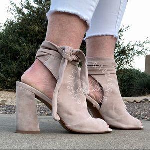 Just In! Kristin Cavallari Leeds Peep-toe Booties
